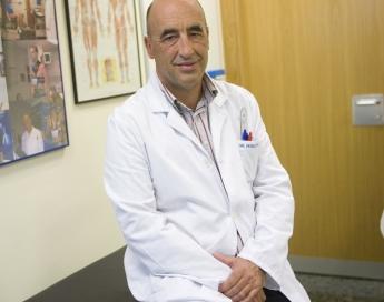 """Enrique Pérez de Ayala: """"Los remeros alcanzan la frecuencia cardiaca máxima en la recta final"""""""