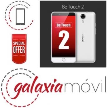 Ulefone Be Touch 2 al mejor precio en GALAXIAMOVIL