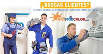 Gasfriocalor lanza una plataforma online orientada a poner en contacto a instaladores profesionales con nuevos clientes
