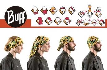 Nueva colección 'Chefs Collection' de Buff Original