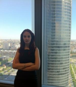 Marta Pellón recibe la Medalla Europea al Mérito en el Trabajo