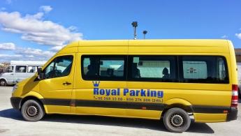 Royalparking.es, el parking en el aeropuerto de Alicante