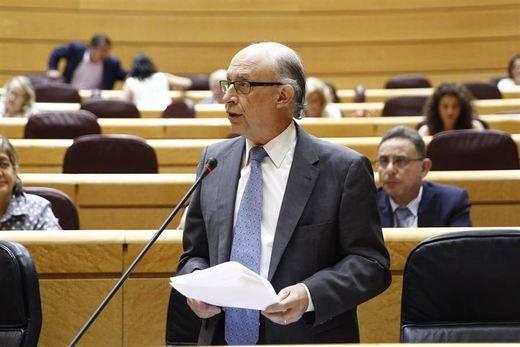 Hacienda aplaza el Consejo de Política Fiscal y Financiera por la constitución de los gobiernos autonómicos