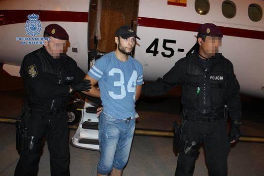 La Policía cree que Sergio Morate no tuvo ayuda para esconder a sus víctimas