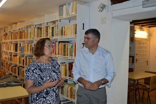 La Junta se compromete a abordar la ampliación del Museo Provincial de Cuenca