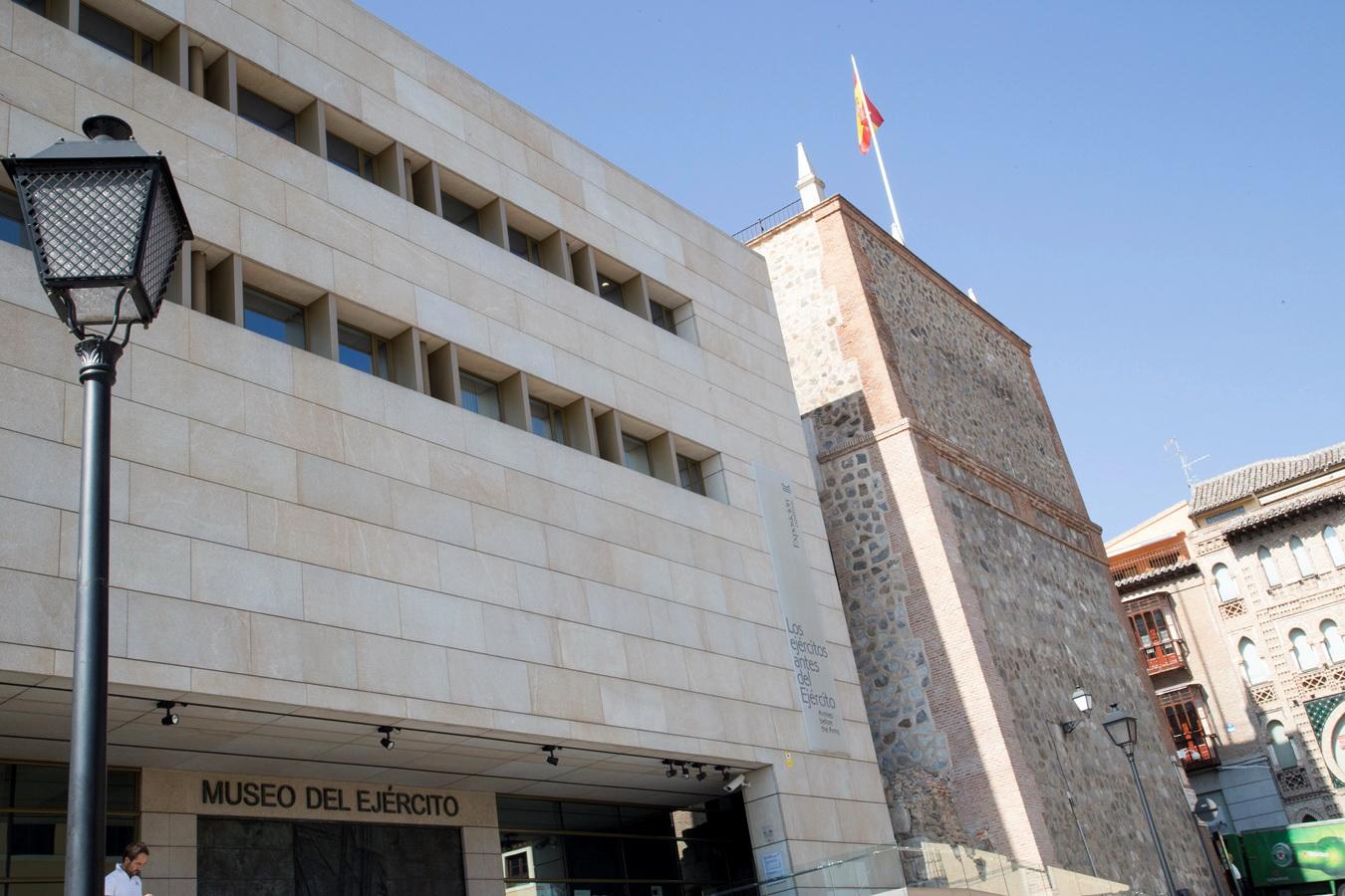 El Museo del Ejército en Toledo cumple cinco años y lo celebra apostando por renovarse