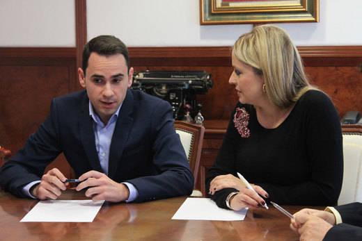 Elena de la Cruz solicitará al Estado que convierta en autovía la N-320 entre la A-2 y Cabanillas