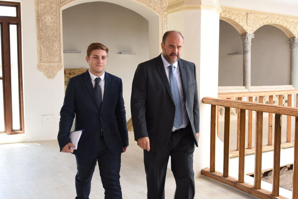 El Gobierno de Castilla-La Mancha tendrá cinco viceconsejerías