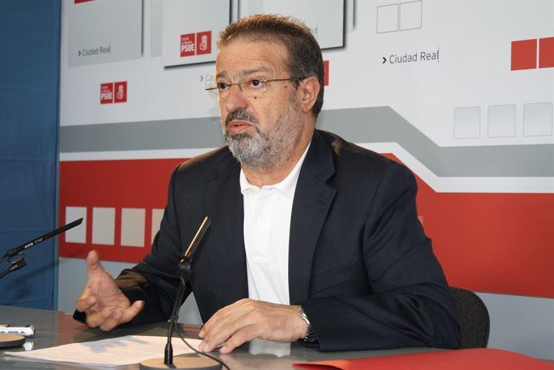 El PSOE propondrá a Nemesio de Lara y Estíbaliz García como senadores por designación autonómica