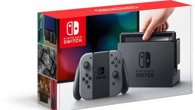 Otra consola en el mercado: la Nintendo Switch sale a la venta