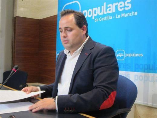 El PP-CLM condena las palabras del alcalde de Villares del Saz pero pide al PSOE que