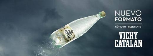 La nueva botella de 1,2 litros de Vichy Catalan, premiada como el mejor envase del mundo
