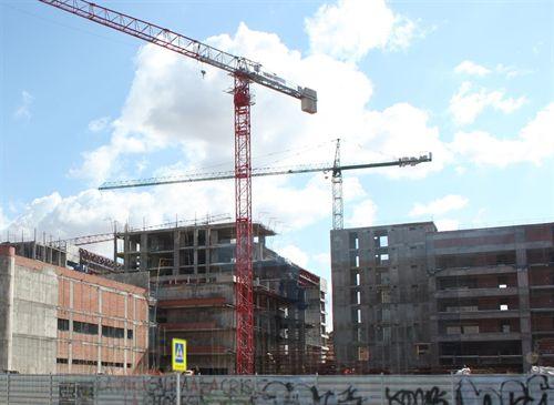 Las obras del nuevo hospital de Toledo se reanudarán en enero