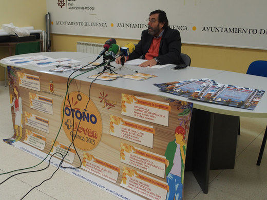Cuenca presenta las actividades del programa 'Otoño más Joven'