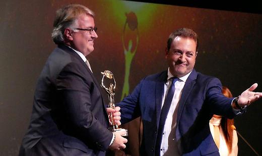 Vichy Catalan, galardonado con un Premio Antena de Oro