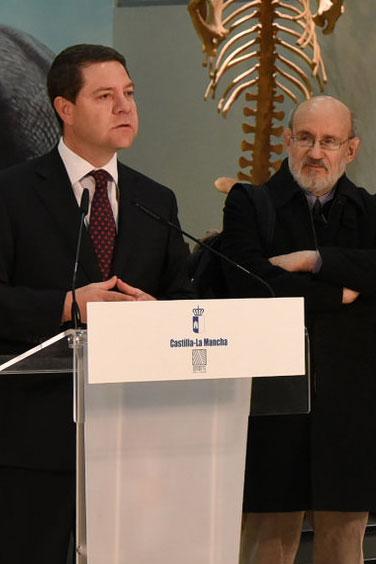 Page aboga por un pacto de gobernabilidad en España similar al de Castilla-La Mancha