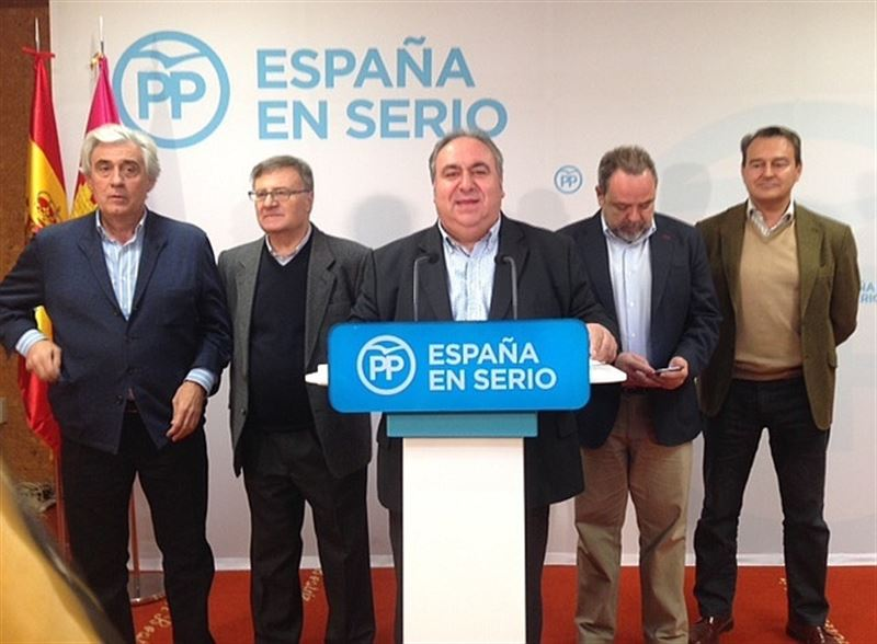 El PP 'ha revalidado la confianza' tras 'haber rescatado a España del precipicio'