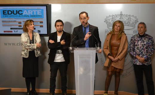 """""""Educarte"""", clases gratuitas de música, danza, modelaje o lectura en Ciudad Real"""