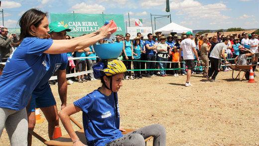 Los empleados de Caja Rural de Castilla-La Mancha se enfrentan a un nuevo 'Desafío'