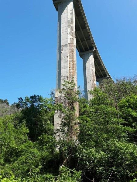 Los otros 'puentes Morandi'