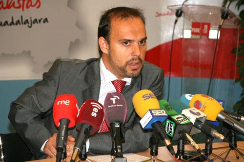 Así explica Pablo Bellido su renuncia a encabezar las listas del PSOE por Guadalajara