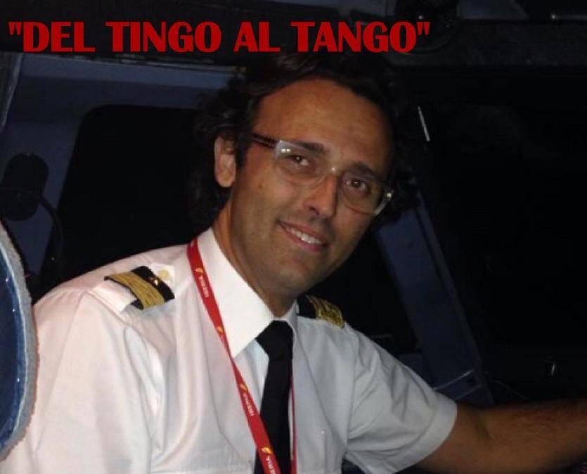 Francisco Juan López Medina Piloto Líneas Aéreas