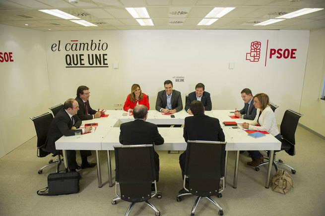 García-Page no descarta la aplicación del artículo 155 de la Constitución en Cataluña
