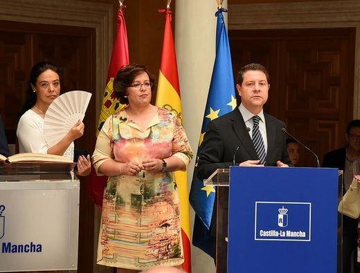 García-Page se reunirá con el ministro de Industria la última semana de julio