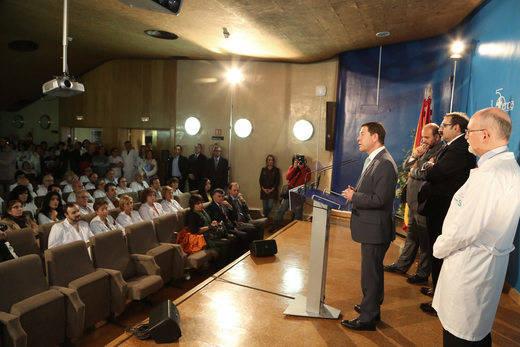 60.000 personas podrán elegir nuevamente el Hospital de Cuenca como su centro de referencia