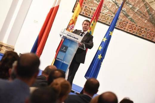 Castilla-La Mancha prepara una declaración con rango de norma contra la implantación del fracking