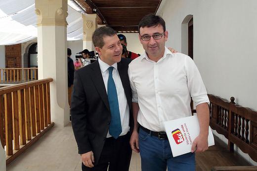 IU apoyará a García-Page en el Plan de Empleo de Castilla-La Mancha