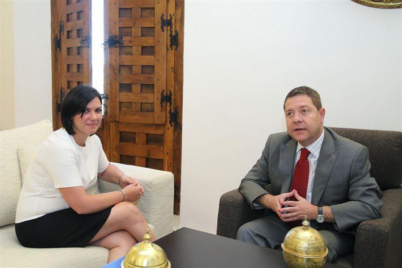 Page y Mayte Fernández abordan el próximo encuentro con el ministro de Industria para hablar de Elcogas
