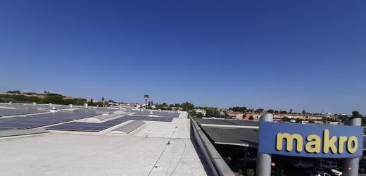 Iberdrola producirá energía fotovoltaica de autoconsumo para los centros MAKRO en España