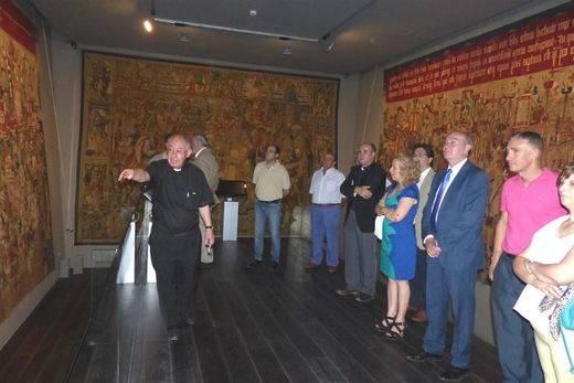 El Museo de Pastrana (Guadalajara), una reforma de 800.000 euros