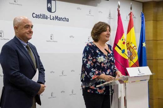 Patricia Franco consejera de Economía, Empresas y Empleo