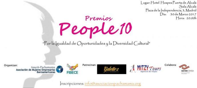 Mujeres emprendedoras iberoamericanas premian el trabajo por la Igualdad