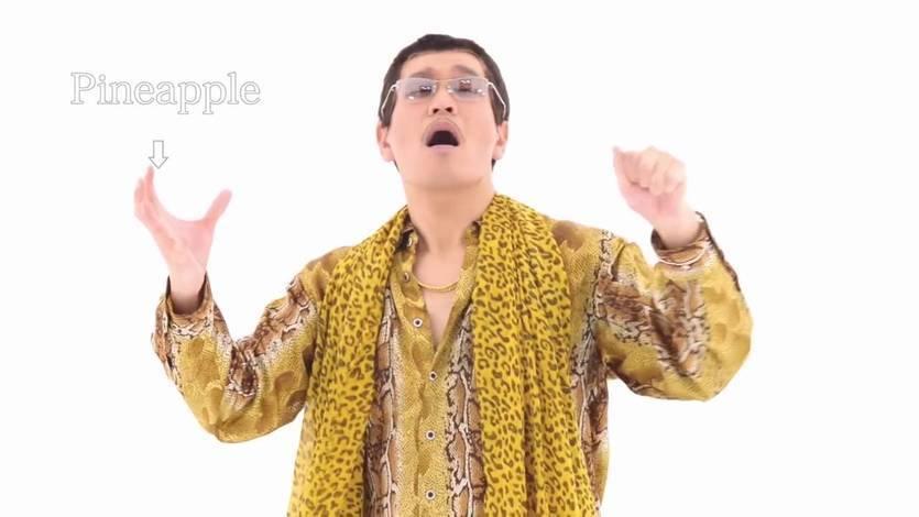 'Pen Pineapple Apple Pen', la canción viral japonesa que será la nueva 'Gangnam Style'