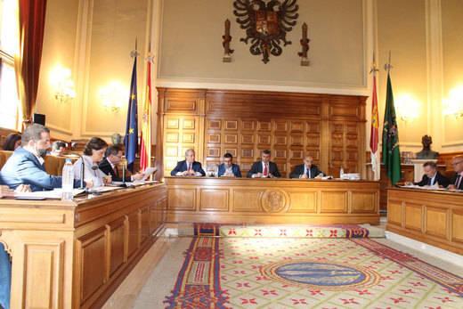 La Diputación de Toledo abre una comisión de investigación por los pisos rehabilitados durante el gobierno de Tizón