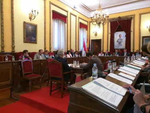 El Ayuntamiento de Guadalajara aborda hoy la obligación de sus concejales de presentar declaraciones de bienes