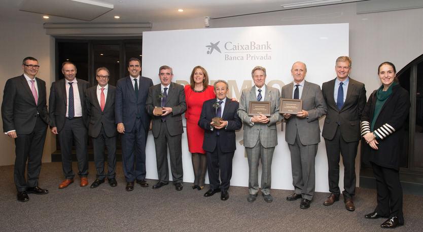 Premios Filantropía CaixaBank 2018