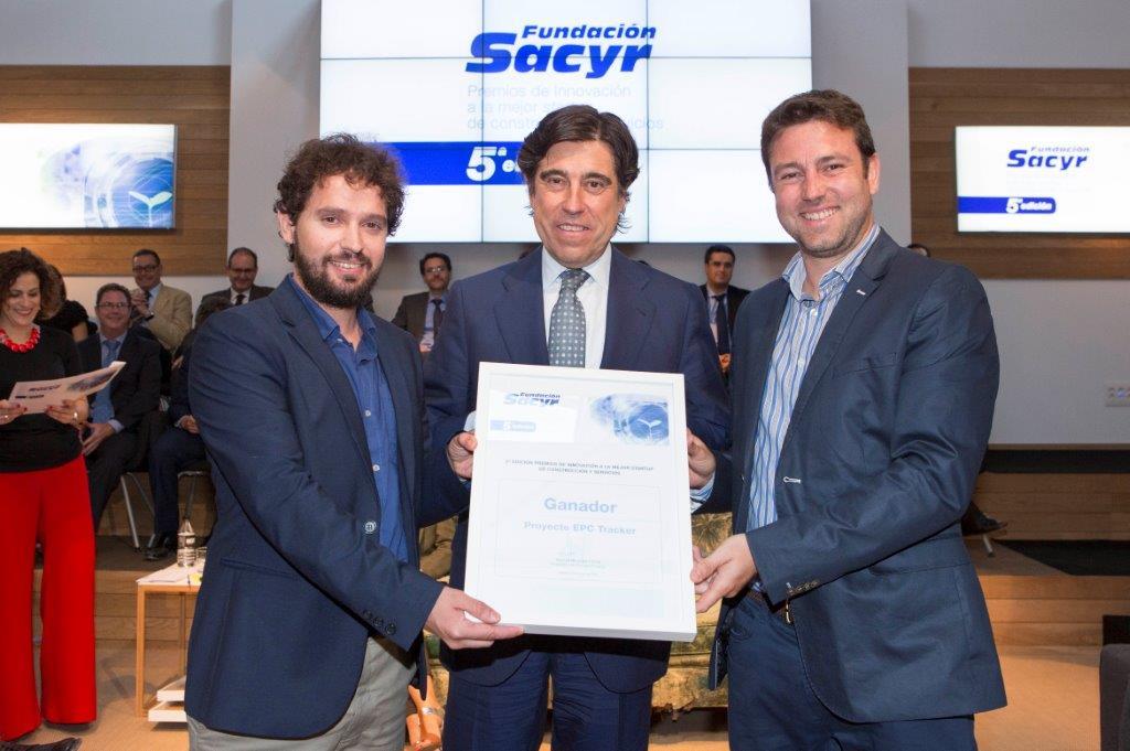 El plazo de la sexta edición de los premios Sacyr a la innovación estará abierto hasta marzo
