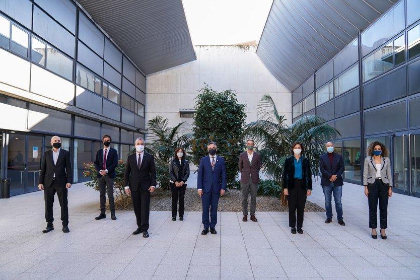 Fundación Telefónica, Generalitat y Barcelona ponen en marcha el campus de programación más innovador del mundo