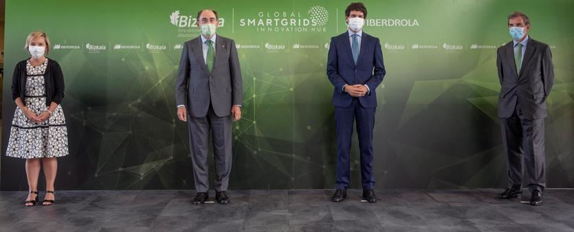 Iberdrola sitúa en España su centro mundial de innovación de redes inteligentes