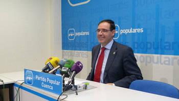 Prieto defiende a Rafael Catalá como candidato por Cuenca: 'siempre ha respondido de forma generosa'