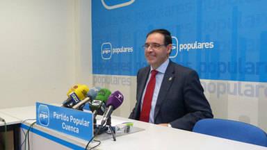 Prieto defiende a Rafael Catalá como candidato por Cuenca: