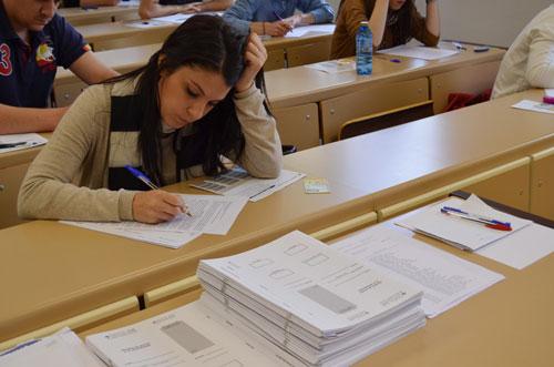 Casi 7.750 alumnos realizarán la PAEG en la Universidad de Castilla-La Mancha