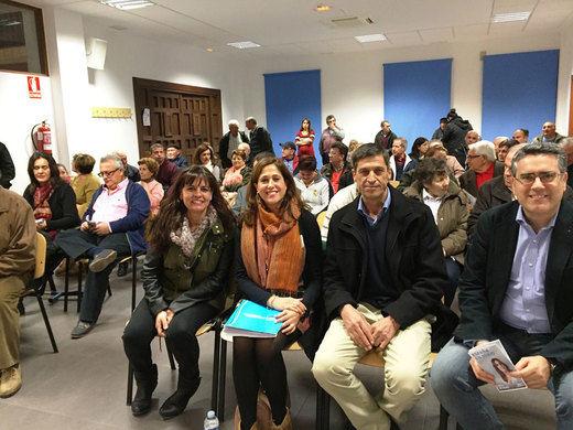 """Rosa Romero: """"Aquellos que no defienden a los pueblos y la agricultura se equivocan"""""""
