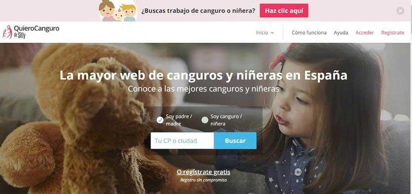 Sitly, la app que revoluciona la forma de encontrar niñera