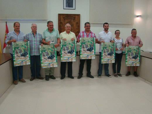 El Rallye de Coches Antiguos y Clásicos llega un año más hasta Quintanar de la Orden