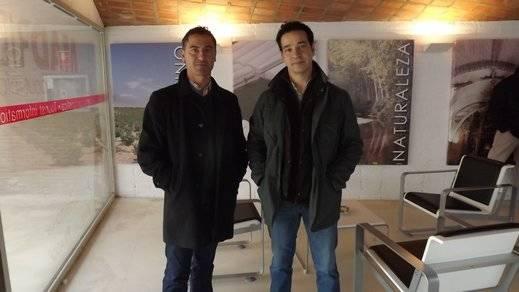 Toreros y empresarios: Jiménez y Ramos dirigirán la plaza de Colmenar Viejo